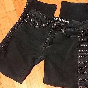 Impression Stud  Jeans